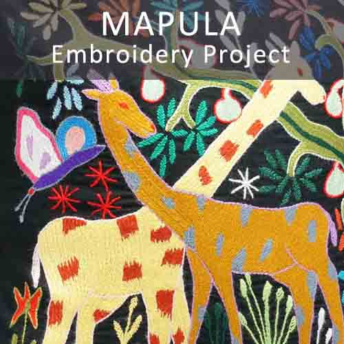 Mapula Embroidery Project
