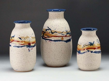 TA Vases - Timothy Weber (Select from 3 sizes)