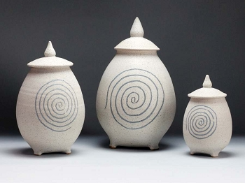 Ubu Jar - Timothy Weber (Select from 3 Sizes)